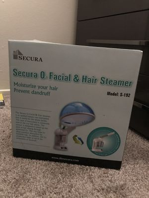 Hair and facial steamer for Sale in Moreno Valley, CA