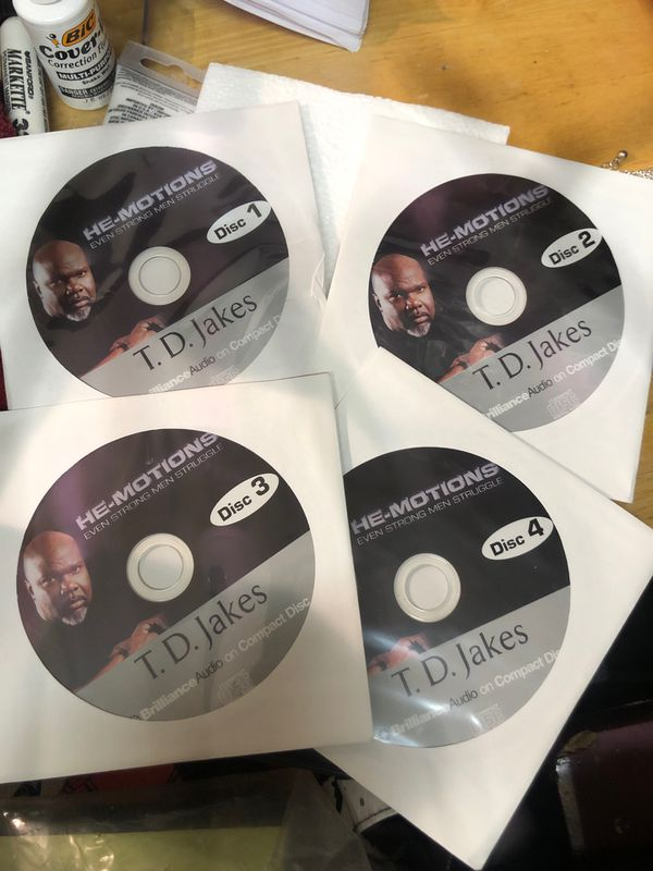 He-Motions by Pastors TD Jakes