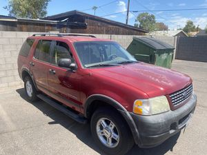 04 Ford Explorer (in good condition) for Sale in Phoenix, AZ