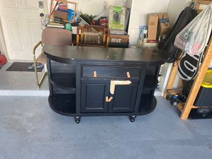 Solid wood Credenza/ Buffet for Sale in Boca Raton, FL