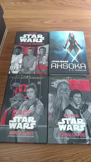 Star wars books for Sale in Antioch, CA