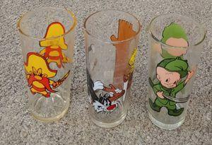 Vintage Collectible Pepsi Glasses $10.00 Each for Sale in Burlington, NC