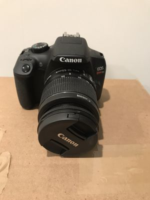 Canon Rebel T6 for Sale in Washington, DC