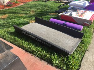 Telescoping Dog ramp for large dogs for Sale in San Leandro, CA
