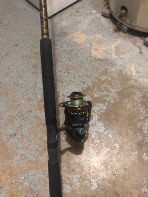 Fishing rod for Sale in Margate, FL