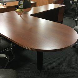 C-Collection Peninsula L-Desk for Sale in Alexandria,  VA
