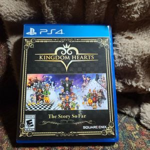 Playstation 4: Kingdom Hearts The Story So Far for Sale in Long Beach, CA