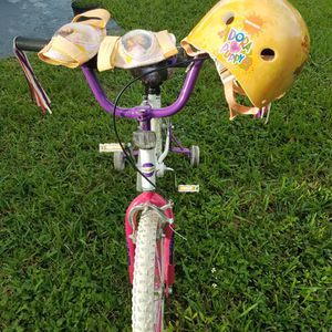 kids bicycle 18 for Sale in Pompano Beach, FL