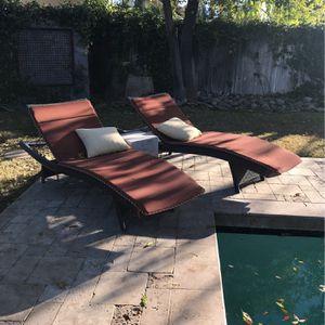 2 Lawn Chairs for Sale in Phoenix, AZ