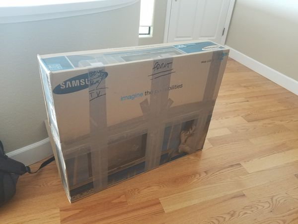 """Samsung 32"""" HDTV-MOVING! NEED TO SELL ASAP!!"""