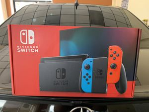 Nintendo Switch Brand new for Sale in Woodbridge, VA