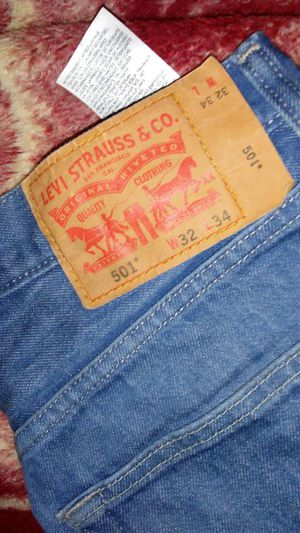 501 Levi Jeans for Sale in San Diego, CA