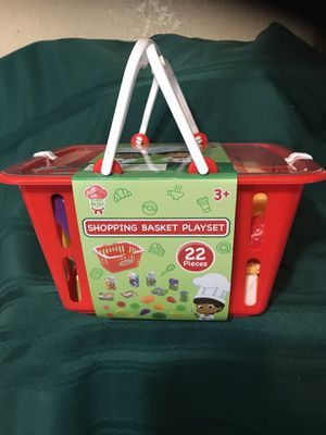 New shopping basket for Sale in El Monte, CA