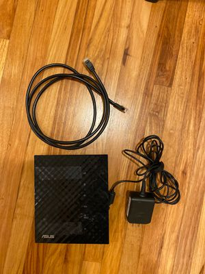 ASUS RT-N56U Dual-Band Wireless-N Gigabit Router for Sale in Woodside, CA