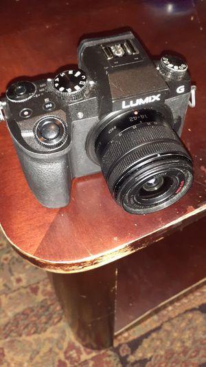 Lumix GS7 4k camera for Sale in Virginia Beach, VA
