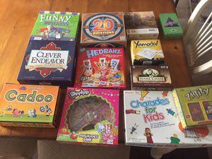 Board games for Sale in Carlisle, PA