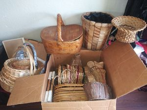 Vintage wicker all for 40 for Sale in Dallas, TX