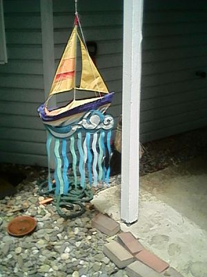 Hanging sailboat for Sale in Evesham Township, NJ