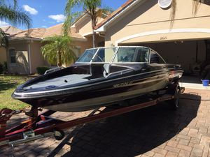Fish n ski boat, water ready! Moving Sell for Sale in Orlando, FL