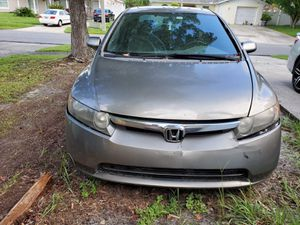 Honda Civic, 2006 for Sale in Tampa, FL