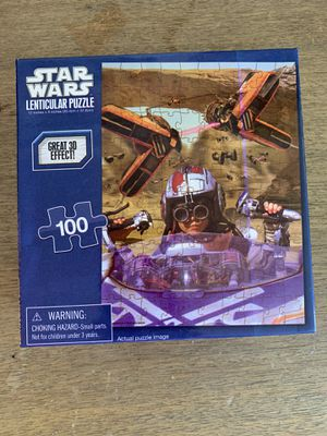 Star Wars Puzzle for Sale in Fremont, CA