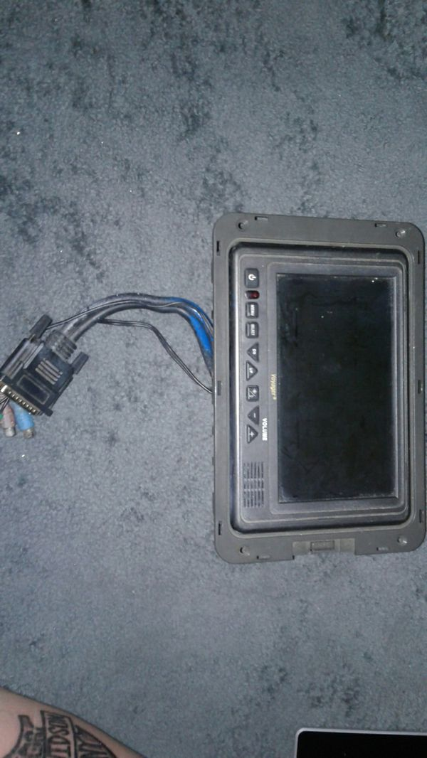 Voyager Back-up Camera system