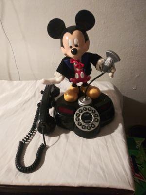 "Rare Mickey ""M.C."" Talking Telephone for Sale in Vero Beach, FL"