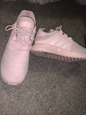 pink adidas for Sale in Dallas, TX