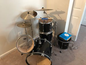 Sound Percussion and Pearl Full drum set for sale for Sale in Lovettsville, VA