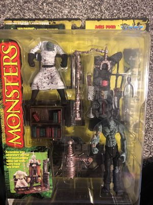 Monsters for Sale in Raleigh, NC