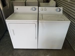 Ge washer and dryer set for Sale in Nashville, TN