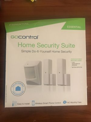 GoControl Home Security Suite for Sale in Buffalo Grove, IL