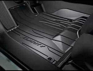 Genuine Honda Clarity Weather Floor Mats + Cargo Tray for Sale in Daly City, CA