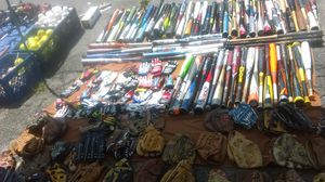 Baseball equipment for Sale in Walnut, CA