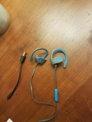 Beats Powerbeats wireless bluetooth heaphones / earbuds for Sale in Palm Harbor, FL