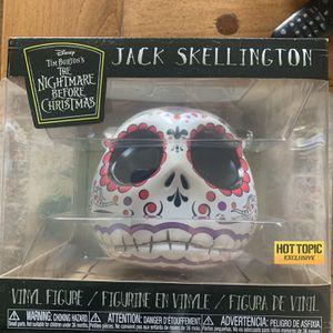 Jack Skellington Vinyl Figure for Sale in New Rochelle, NY