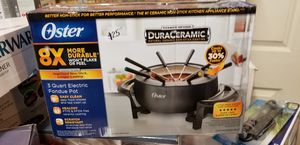 Electric Fondue Pot for Sale in Middletown, NJ