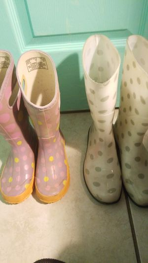 Rain boots for Sale in Clearwater, FL