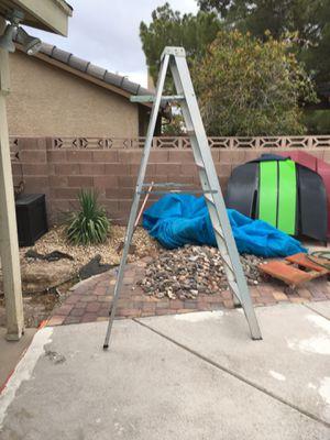 8 Foot Aluminum Ladder for Sale in Henderson, NV