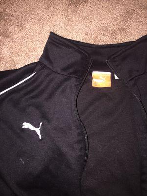 PUMA black jacket for Sale in Fairfax, VA