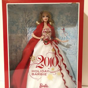 2010 Holiday Barbie for Sale in Newark, NJ