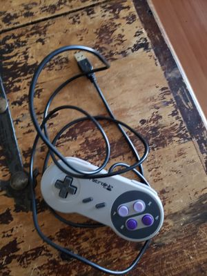 Super nintendo USB controller for Sale in Baltimore, MD