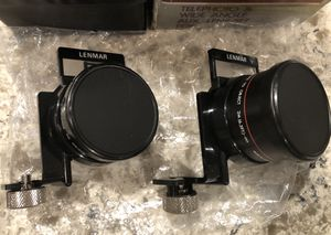 Telephoto Lens Set for Sale in Fontana, CA