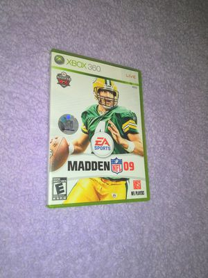 Madden 09 for Sale in Salt Lake City, UT