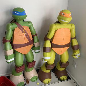Life Size Ninja Turtle for Sale in Utica, MI
