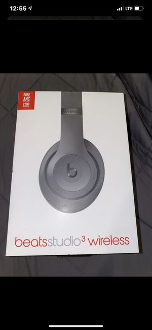 Brand new beats studio 3 for Sale in Seattle, WA