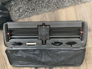 Motorized camera slider for Sale in Seattle, WA