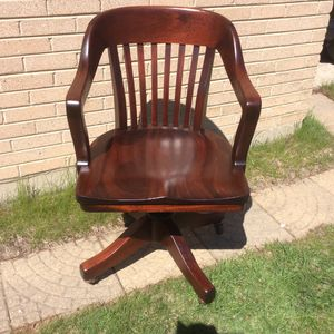 Antique desk chair for Sale in Riverside, IL