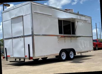 !!!FOOD TRAILERS!! READY TO PASS INSPECTION... AU KW for Sale in Dallas,  TX