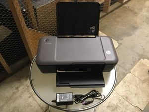 HP Deskjet 1000 Portable Printer with carrying bag for Sale in Columbus, OH